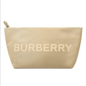 NWT BURBERRY COSMETIC POUCH